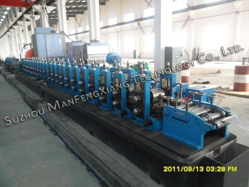 Elevator Hollow Guide Rail Producing Line