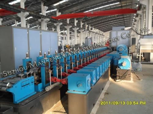 Elevator Closed Hollow Guide Rail Producing Line