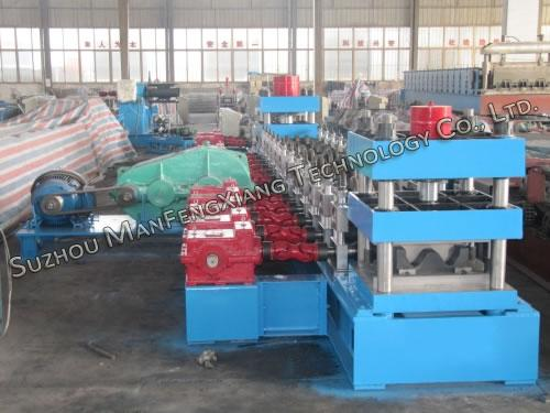 Guard Rail Roll Forming Machine